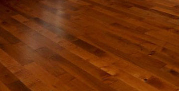 Restored hardwood flooring throughout