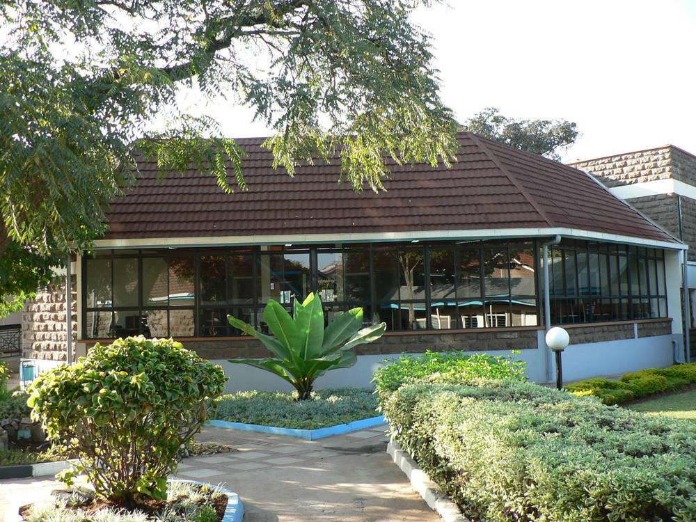 Nairobi Library - Nairobi Campus