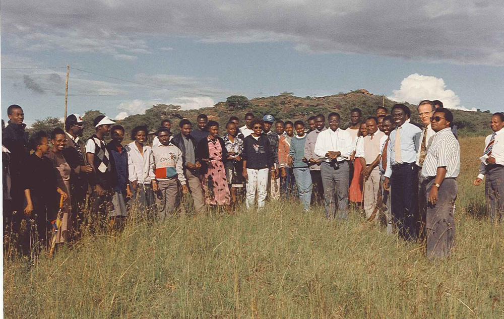 Athi River Campus, 1993