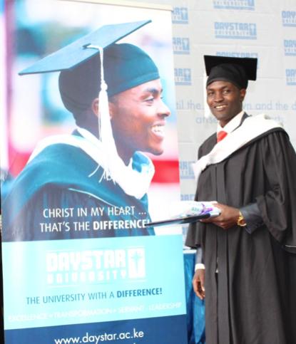 daystar grad