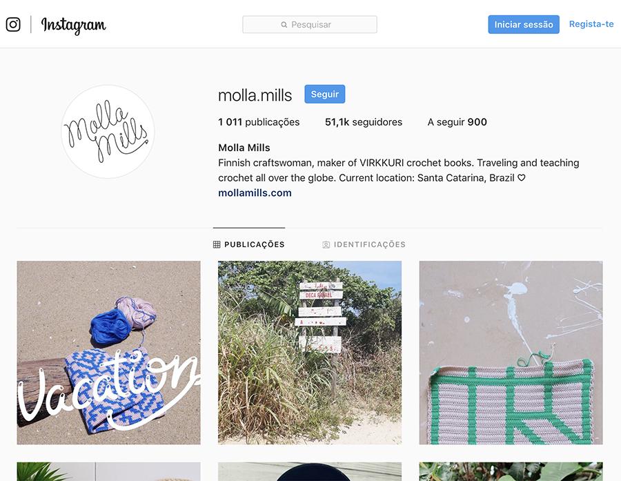 Instagram: @molla.mills