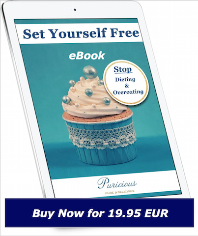 Puricious Stop Dieting, Stop Overeating eBook to ditch the Vicious Cycle of weight yo-yoing once and for all