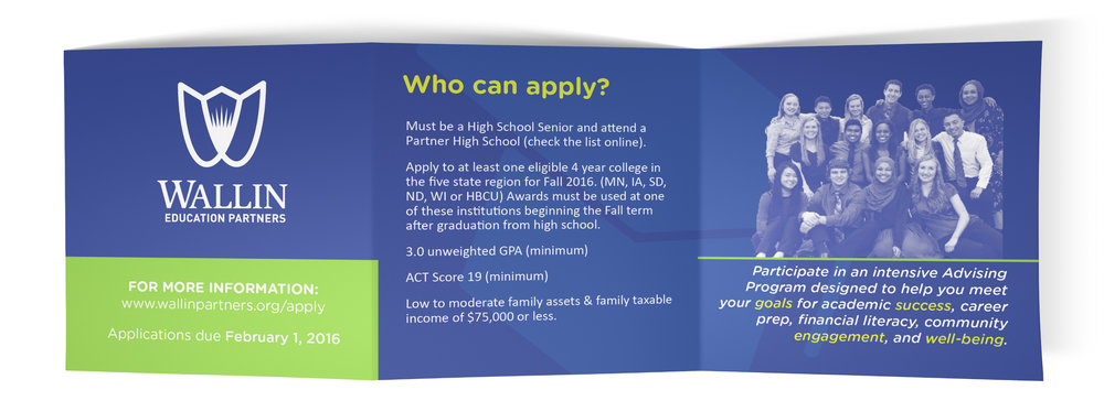 WEP 2017 Recruitment Card BACK
