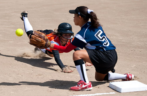 Transmountain Charitable Trust offers girls softball. Contact (915) 549-1577