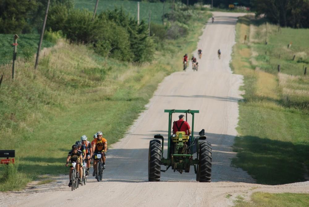 Gravel Worlds 2015    Taken from   Road Bike Action   Photo by Lisa Janssen