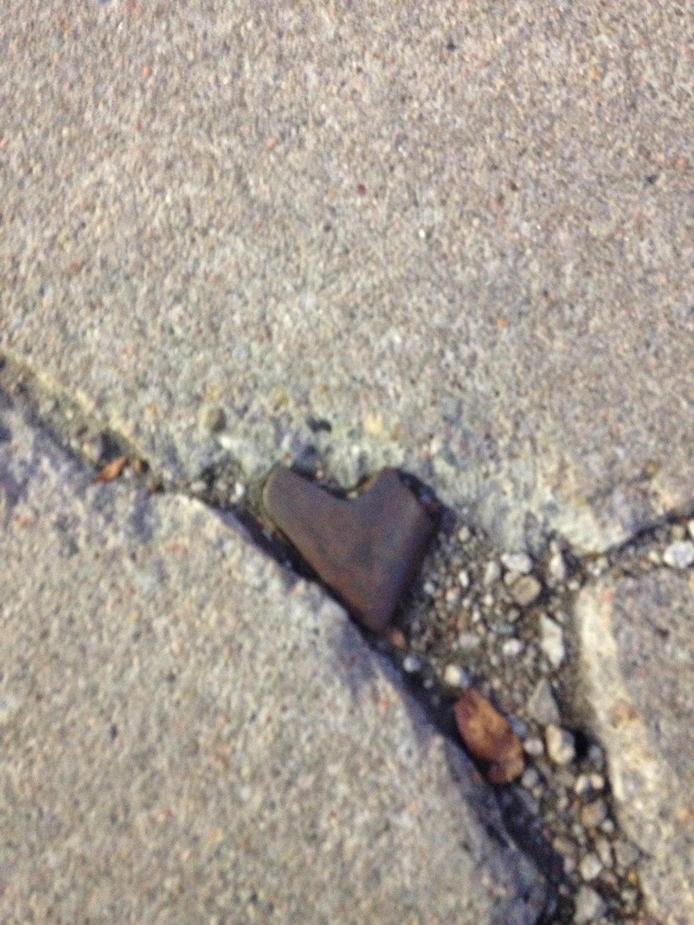 heart on street.JPG