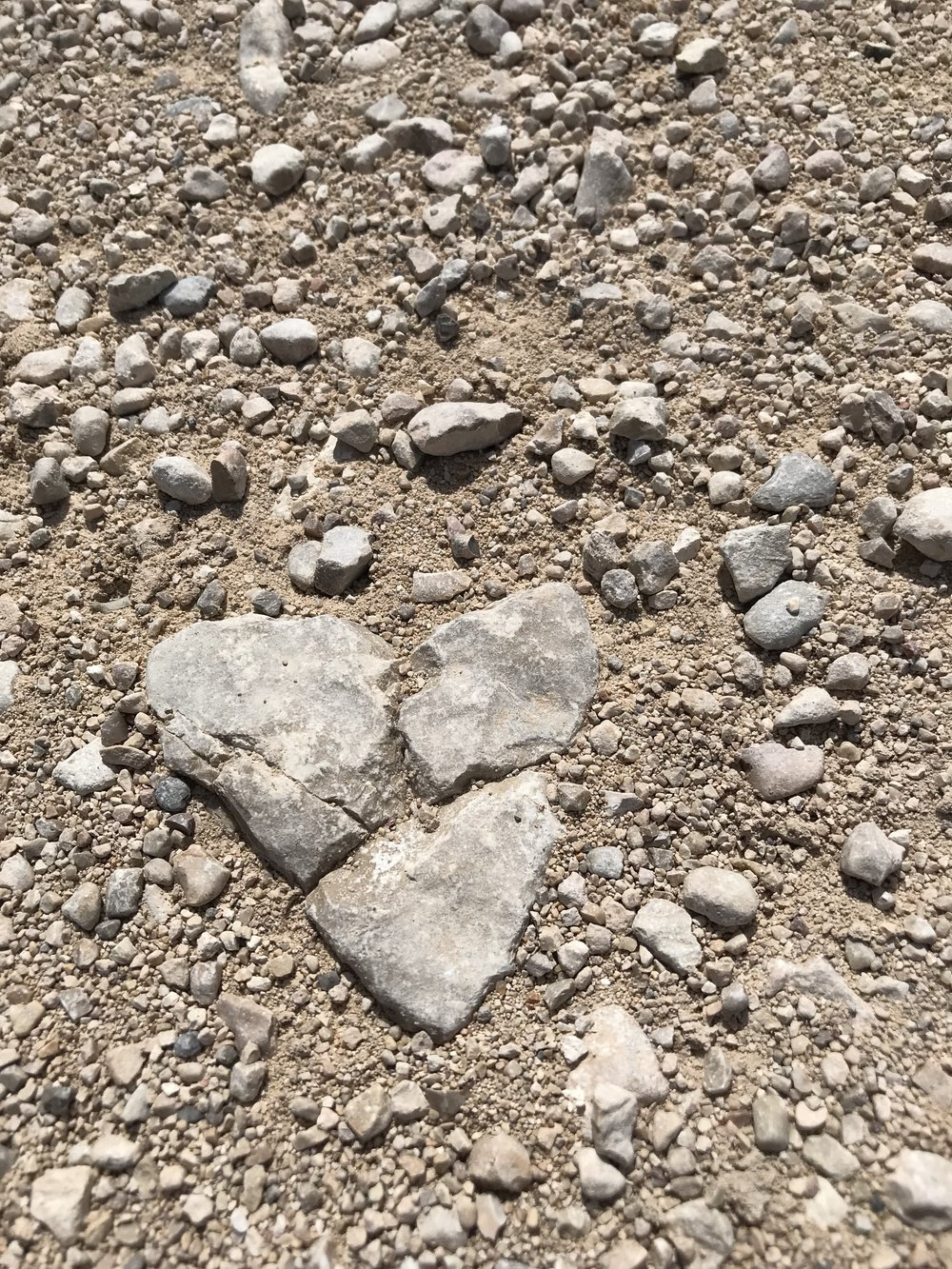 heart rock texas 1st stop.JPG