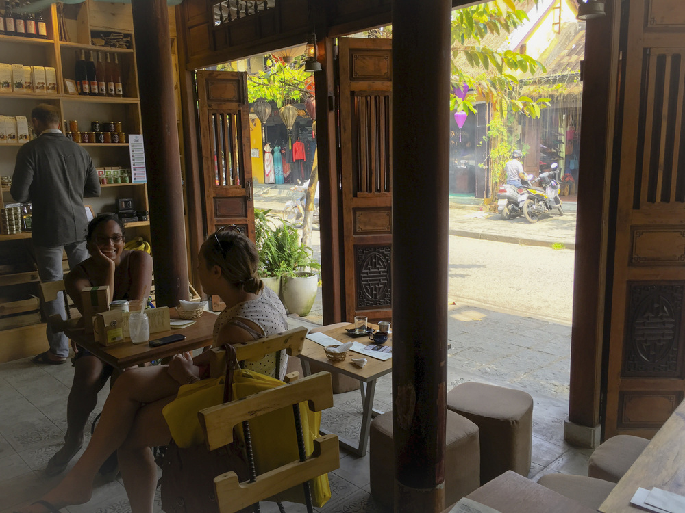 Cocobox Cafe and Coffee Shop, Hoi An, Vietnam