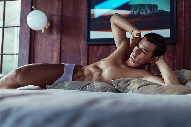 Monday mood. @christiantheadventure showing the world that he #wokeuplikethis. #quietbeauty
