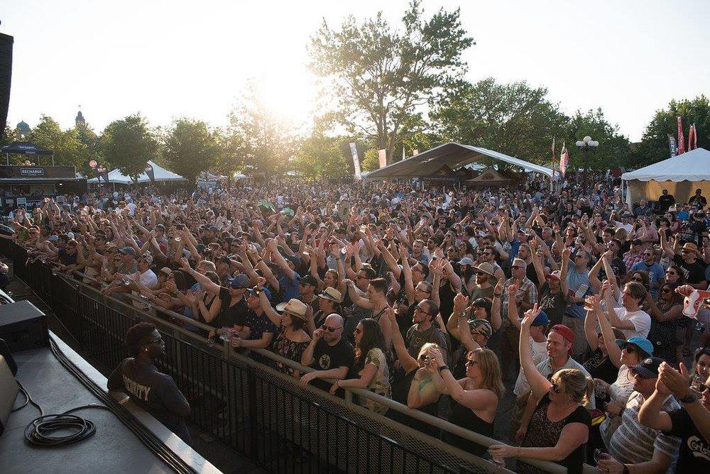 Toronto's Festival of Beer