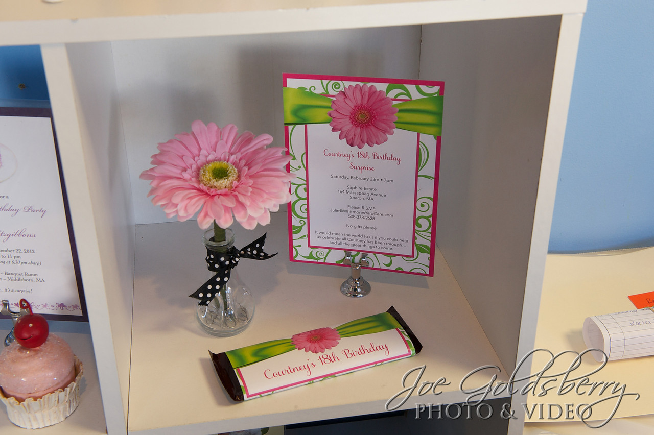 Custom candy car wrappers to match your invitations? At The Happy Frog, you'll get what you dream up!