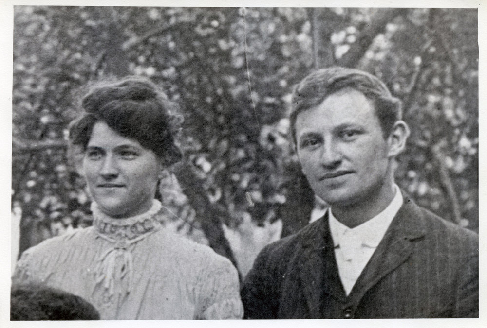 Martha and Albert c1905