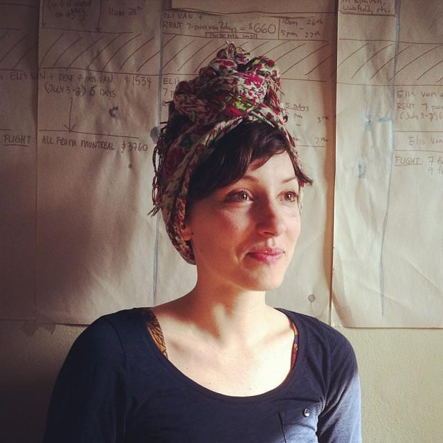 Marichka Galadza - Co-founder