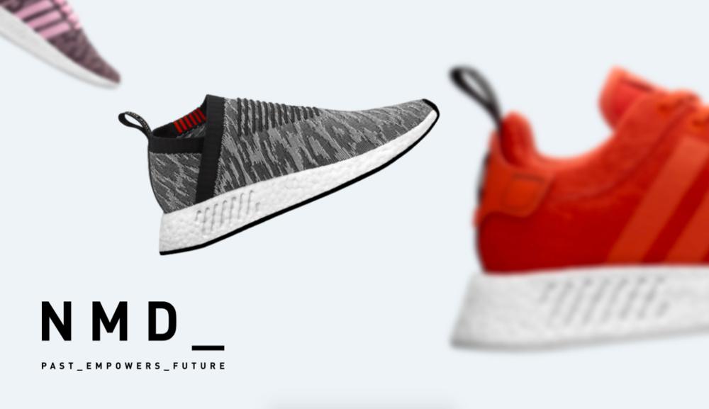 Adidas Originals - Digital Campaign