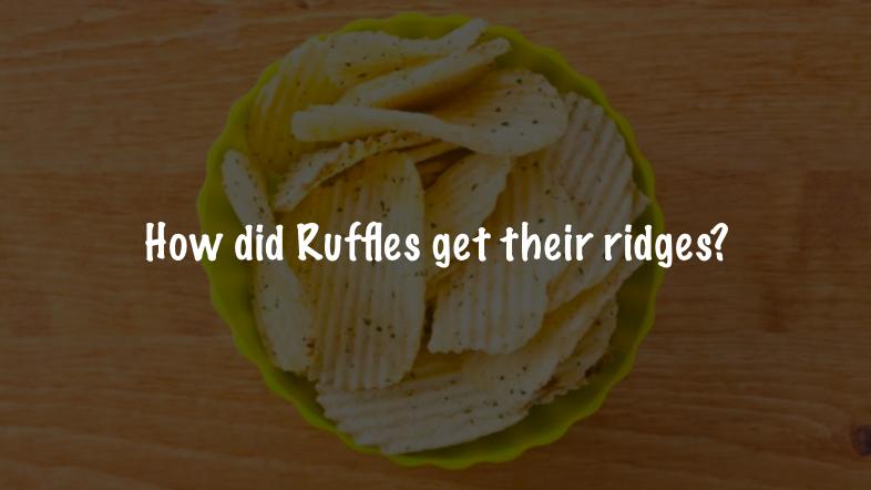 Ruffles - Student Work