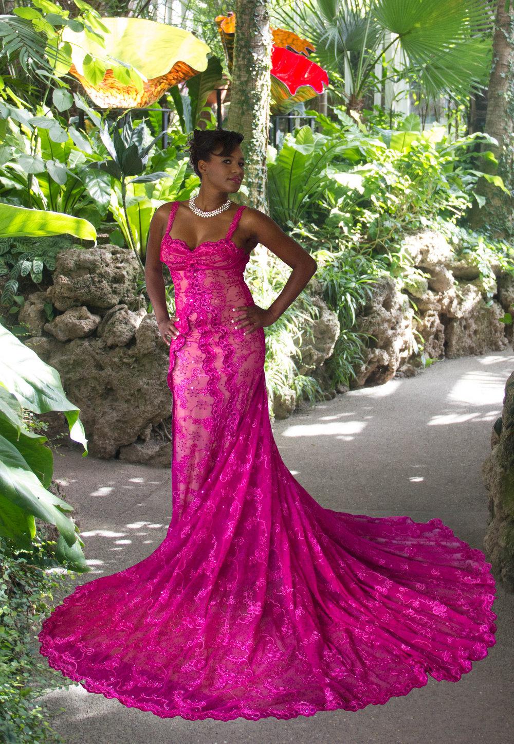 Model:   Cheryl Mills