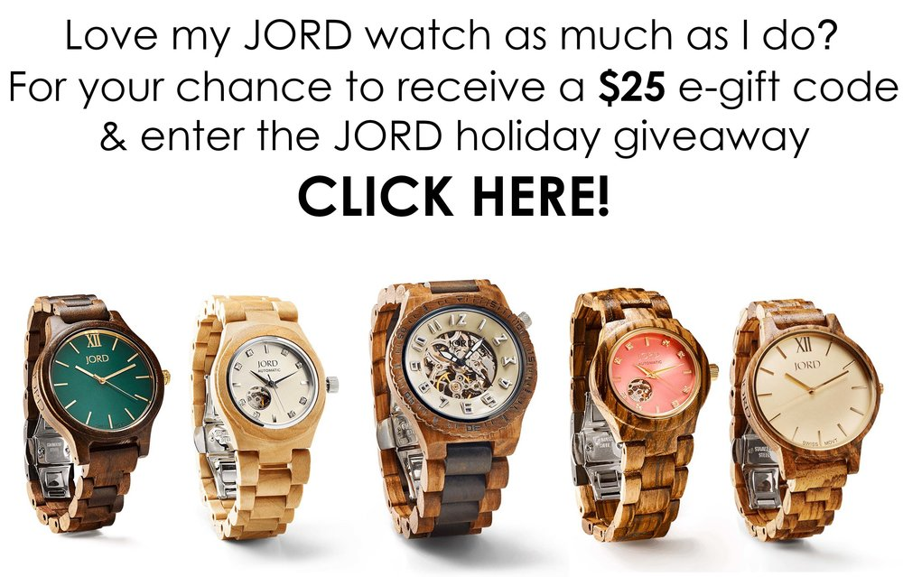 Images provided by  JORD    watches pictured:  Frankie Series in Dark Sandalwood & Emerald ,  Cora Series in Maple & Silver ,  Dover Series in Zebrawood & Dark Sandalwood ,  Cora Series in    Koa & Rose Gold , and  Frankie Series in Zebrawoog & Champagne
