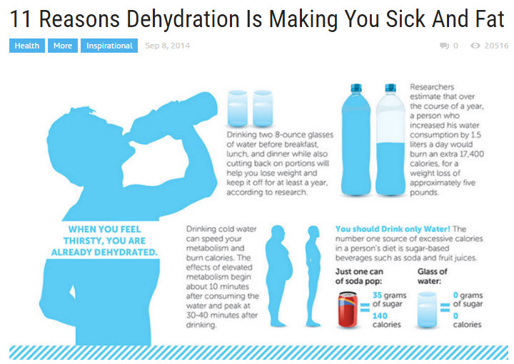 Information Texan Alkaline Water
