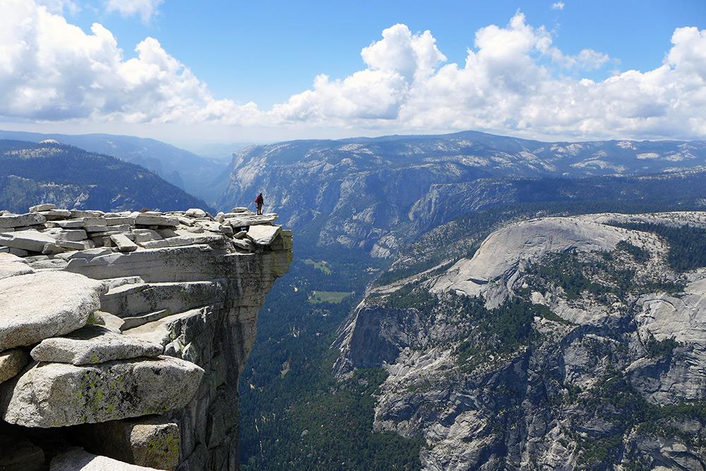 The Half Dome Visor