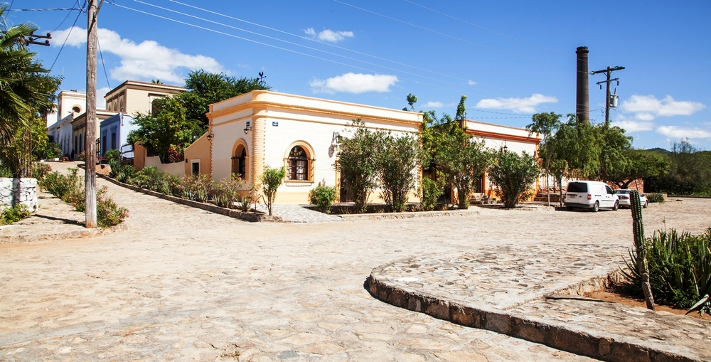 Mining History — La Paz