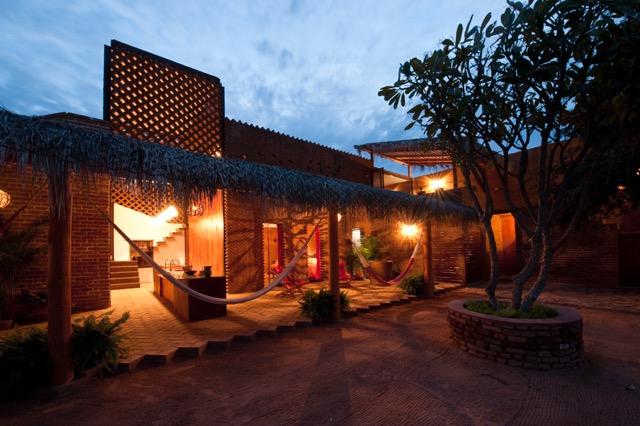 Comfortable Indoor/Outdoor Living