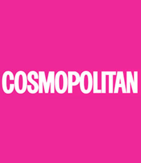 Featured in Cosmopolitan