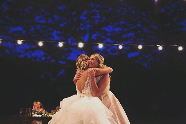 This beautiful Mother - Daughter dance will be on the blog today!