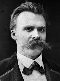 Friedrich Nietzsche: Part-time philosopher, full-time bad-ass mustache cultivator.