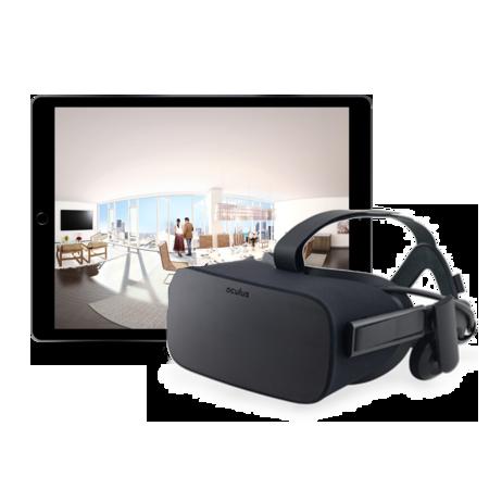 Oculus Rift Studio 216