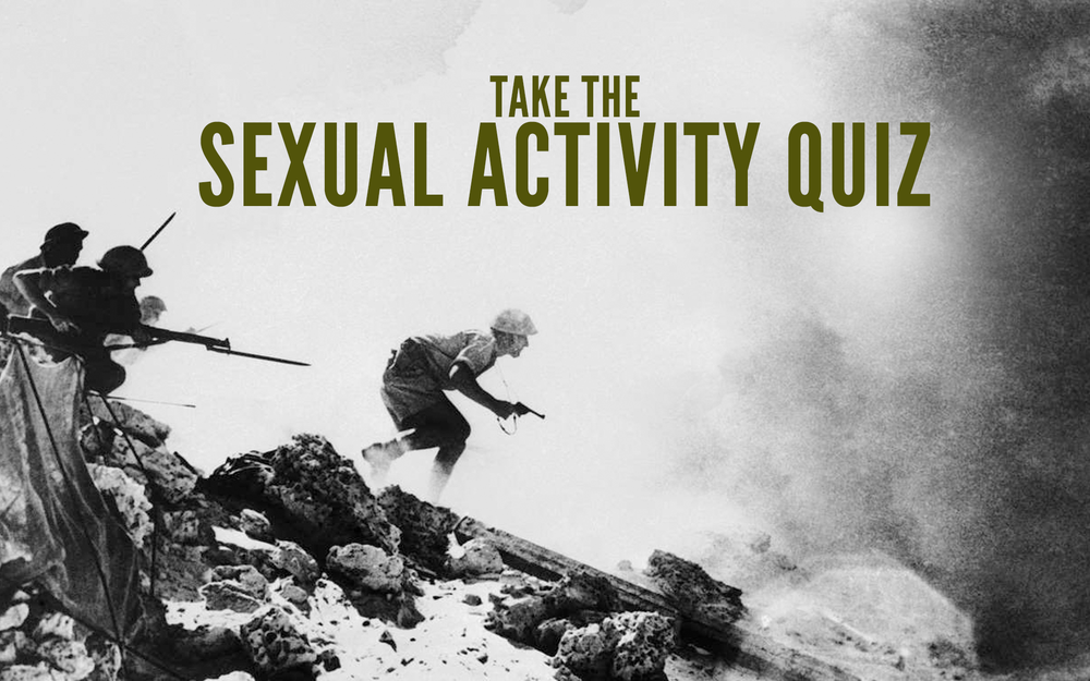 Sexual Activity Quiz