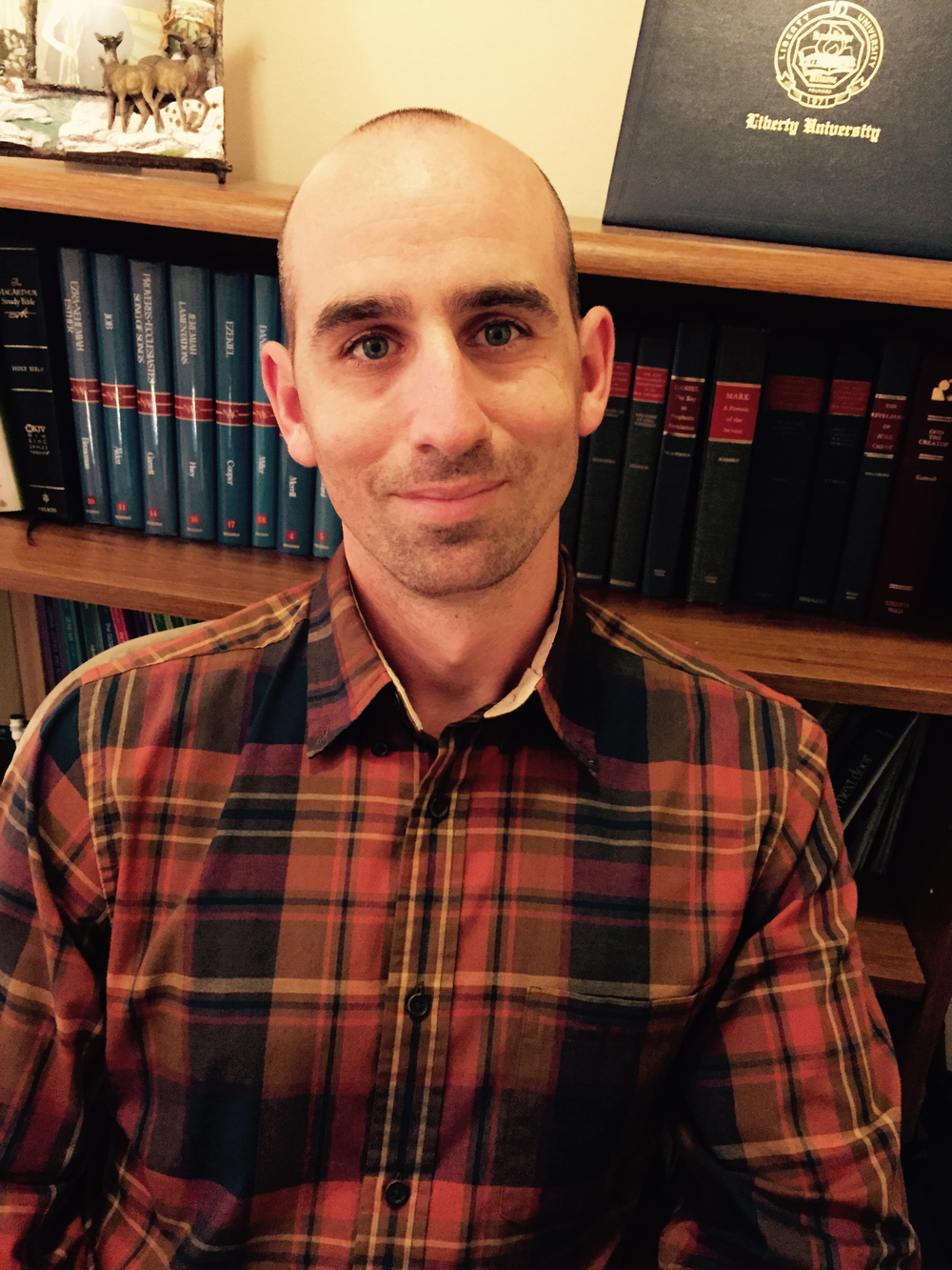 Daniel Guiffreda (Intern)