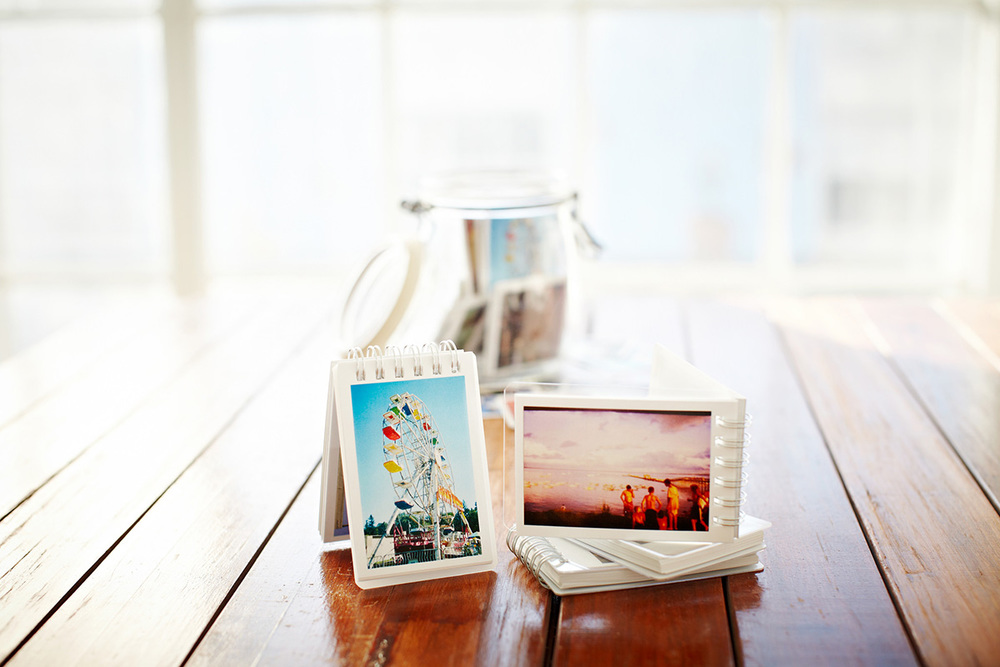 The minibook is a great way to keep all your photos from a holiday or specific trip. I ordered these for Bob's kids when they visited for Christmas, so they would have something to remind them of that time with their Dad. I've also ordered these as keepsakes for the weekend trips we've taken.