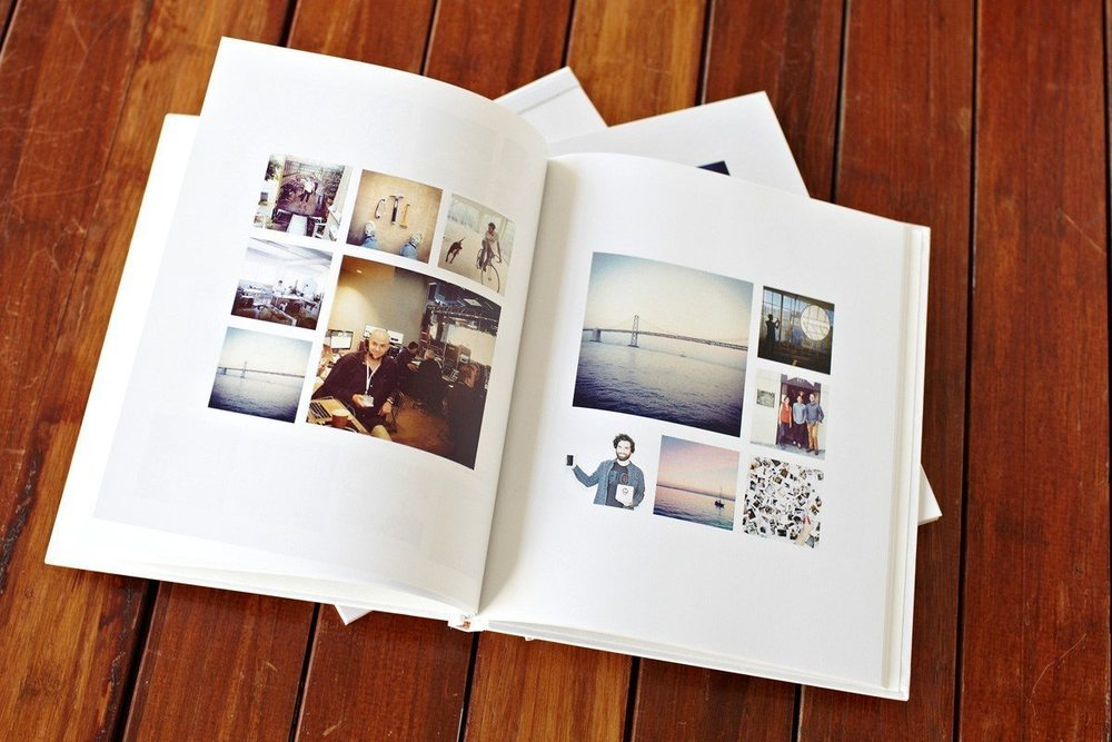 I haven't ordered a photo book yet, but I want to. These would make a great gift, as well.