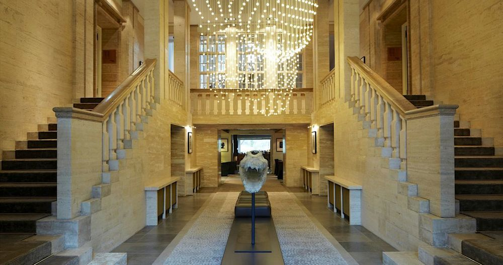 Travel: das stue hotel in berlin, germany — the loft on broome