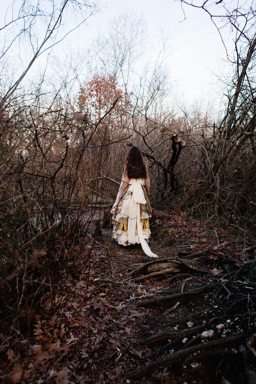 Jennifer Tippett | model: Lía Edlin Miller | All In the Golden Afternoon