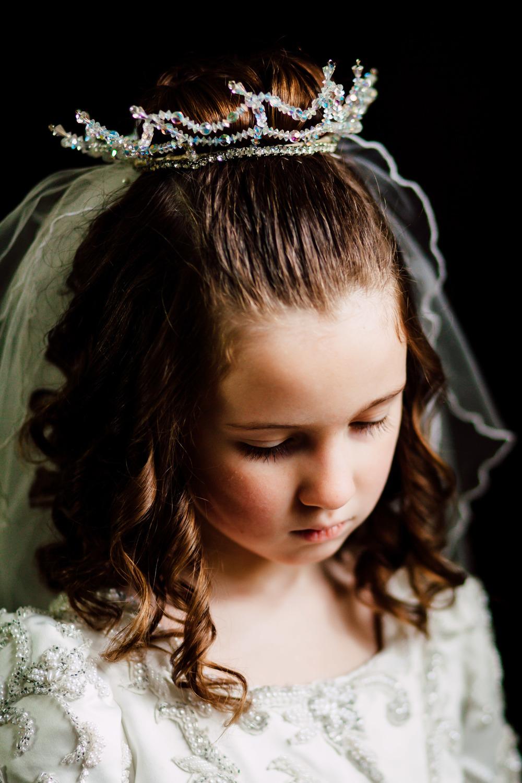 First Communion | Jennifer Tippett Photography