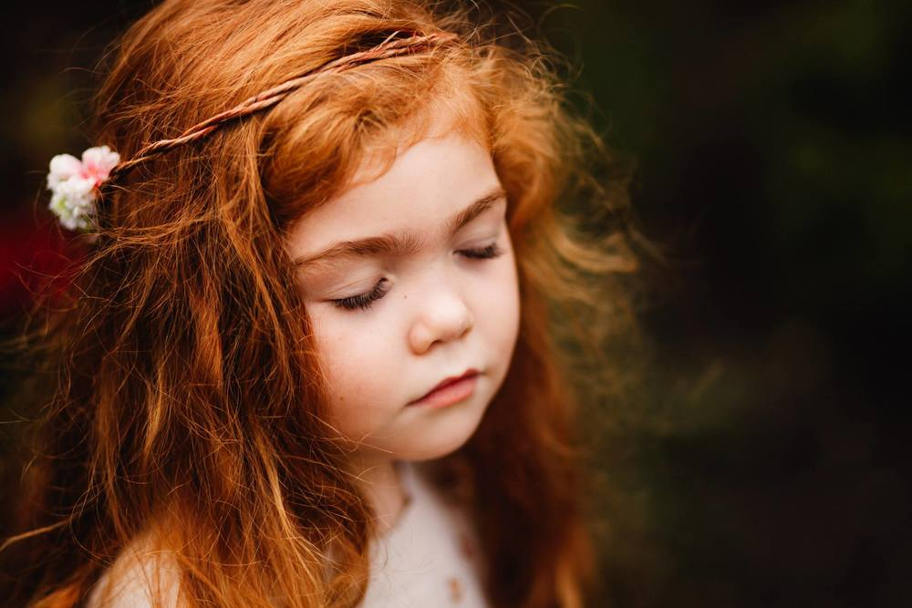 red hair | Jennifer Tippett Photography