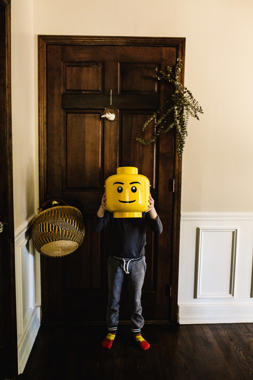 lego head | 365 project | Jennifer Tippett Photography