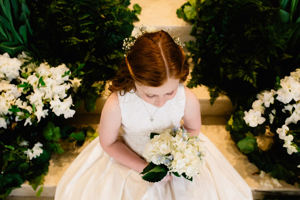 first communion session | Jennifer Tippett Photography