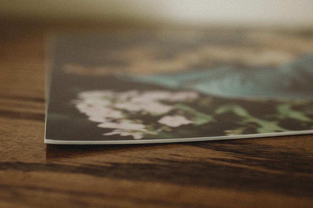 mounted print sample image