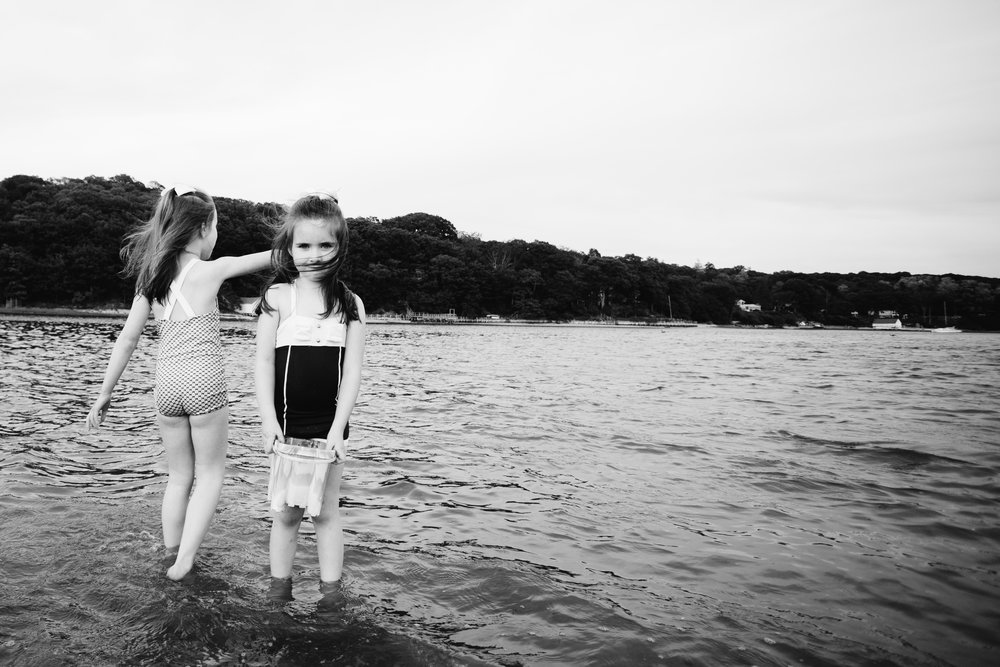 child beach photo session | Jennifer Tippett