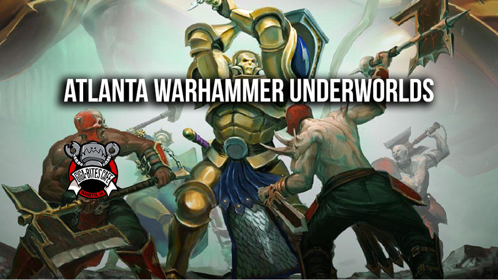 Atlanta Underworlds Group (Shadespire, Nightvault)