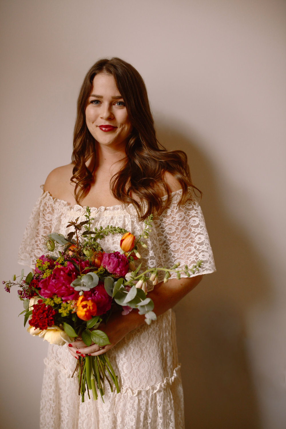 Maria Drummond's Wedding to Taylor Ivey in The TennesseanHERE -