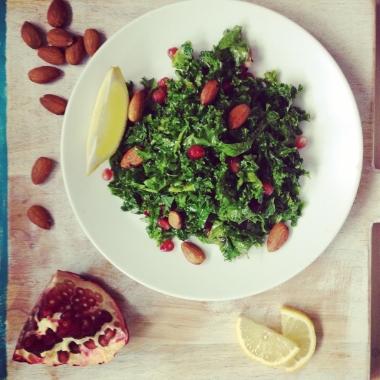 kale salad secrets