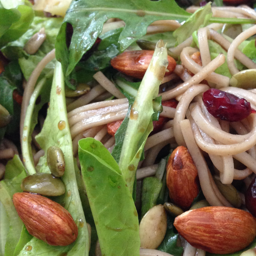 stretch and glow soba noodle salad recipe