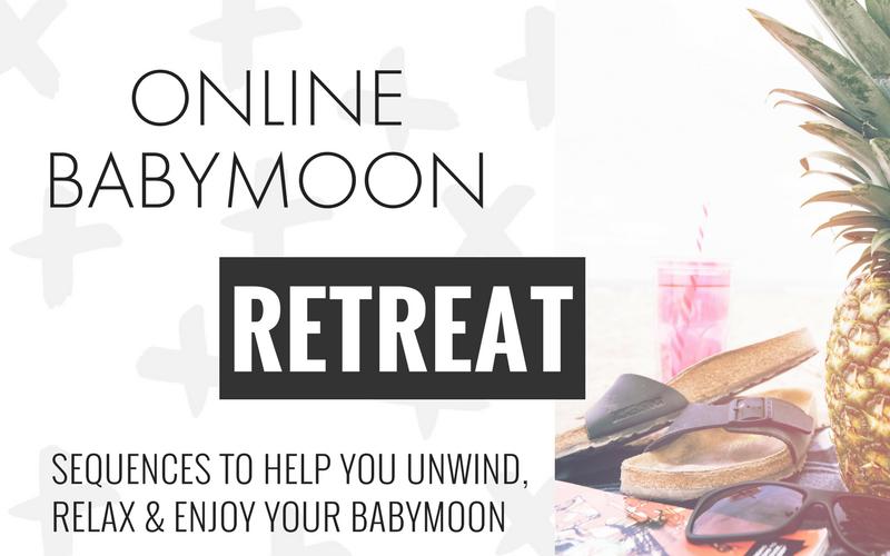 ONLINE BABYMOON RETREAT
