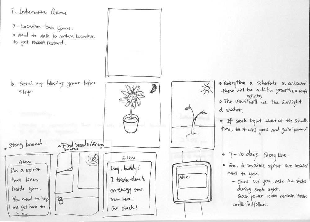 Exploration Game Concept