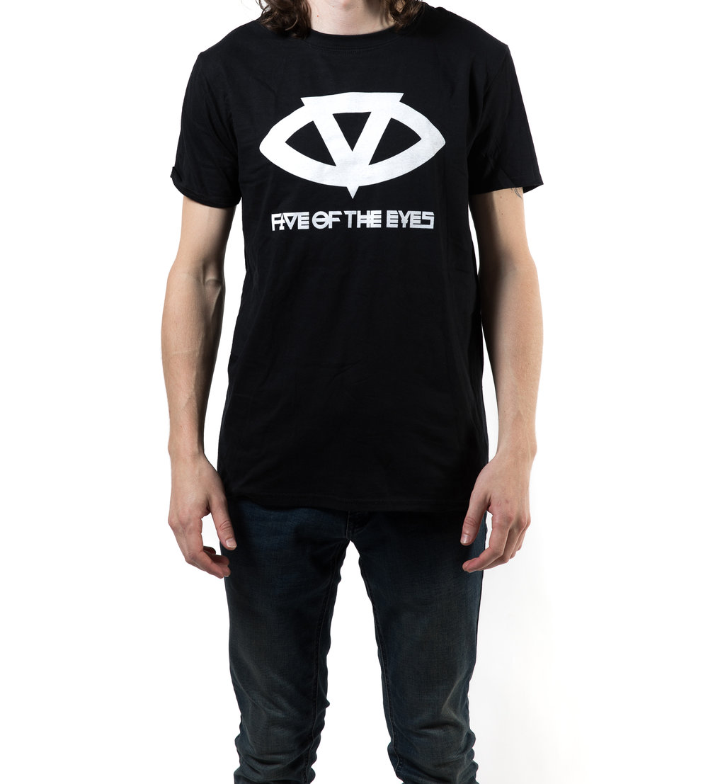MEGA Chill Black Tee
