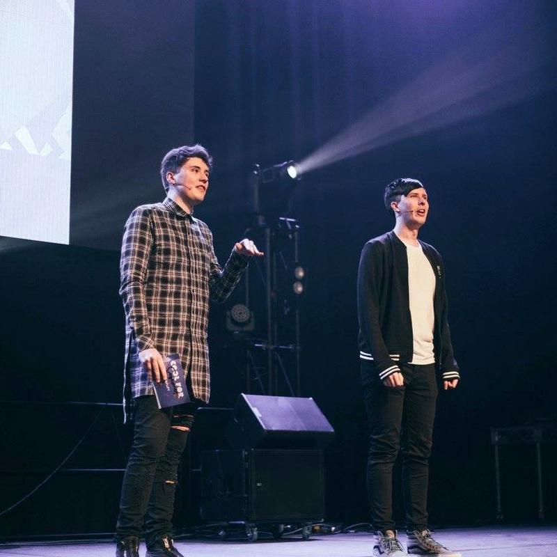 Dan & Phil -