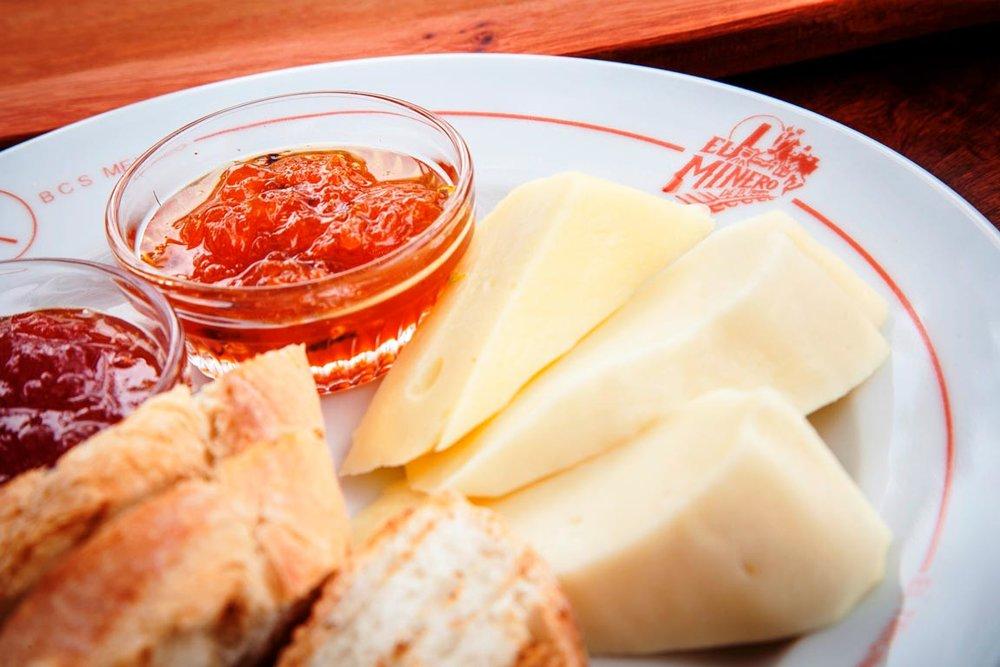 Artisanal Cheeses — Baja California Sur